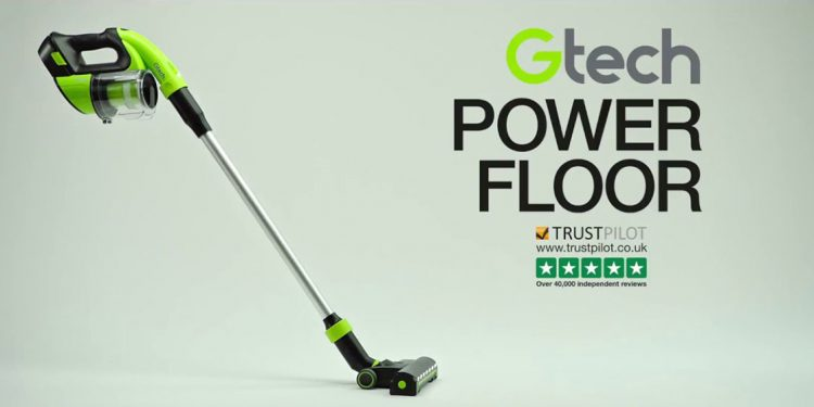Gtech Power Floor Vacuum cleaner 5 star reviews from customers